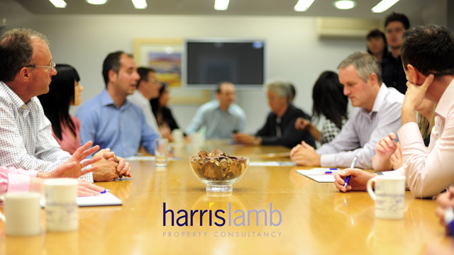 Harris Lamb Staff