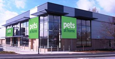Pets at Home at Bromsgrove Retail Park