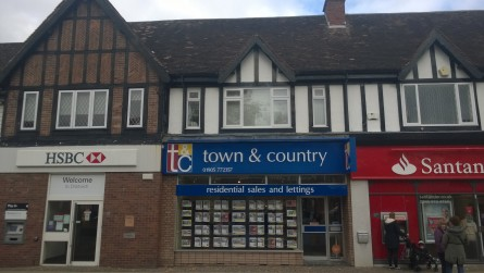 Droitwich shop