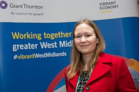 FLYING THE FLAG FOR A VIBRANT WEST MIDLANDS