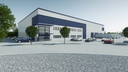 HARRIS LAMB REPORTS HIGH INTEREST IN TYSELEY SPECULATIVE DEVELOPMENT PROJECT