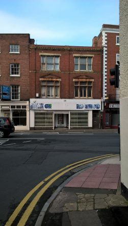 HARRIS LAMB SELLS CITY CENTRE BUILDING TO WORCESTER MUNICIPAL CHARITIES