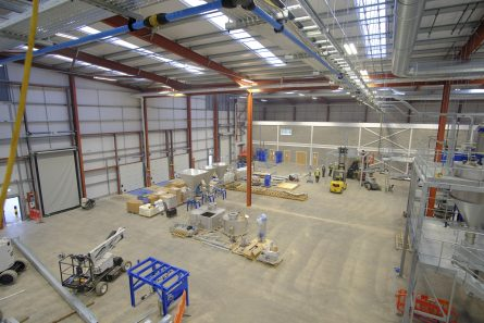 CONSTRUCTION COMPLETES ON BIRMINGHAM MANUFACTURING FACILITY, SECURING 70 NEW JOBS