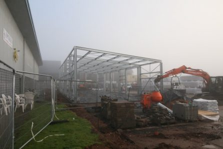 RARING TO GO AT RATIO PARK: HARRIS LAMB MARKETS SPECULATIVE STARTER INDUSTRIAL UNITS IN KIDDERMINSTER
