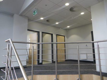 HARRIS LAMB OVERSEES £440,000 REFURB PROJECT ON NEW SPI HQ
