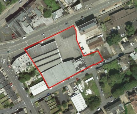 DUDLEY WAREHOUSE AND SHOWROOM SITE SOLD TO PRIVATE DEVELOPER AND LANDLORD