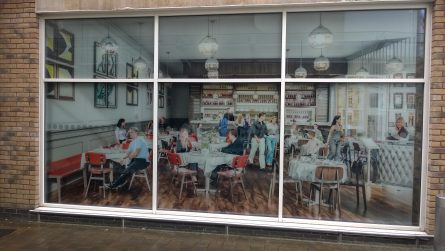 FIRST OCCUPANTS SOUGHT FOR RUGBY'S NEW RESTAURANT QUARTER