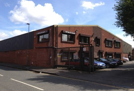 DECON CO LTD SIGNS FIVE-YEAR LEASE AT DIGBETH WAREHOUSE