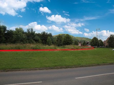 HARRIS LAMB MARKETS FOUR-ACRE RESIDENTIAL LAND SITE IN MALVERN