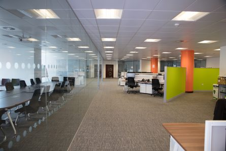 HARRIS LAMB INSTRUCTED TO LET 40,000 SQ FT AT 2 COLMORE SQUARE