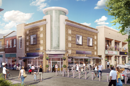 HARRIS LAMB SELLS RUGBY SHOPPING CENTRE FOR OVER £3M