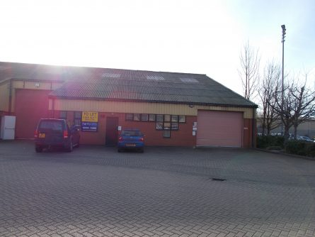 PARANOID INDUSTRIES AGREES FIVE-YEAR LEASE ON WARWICKSHIRE INDUSTRIAL UNITS
