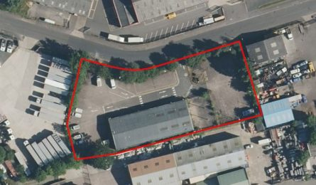 REDDITCH INDUSTRIAL SITE SOLD FOR OVER £550,000