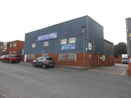 EXPANDING ENVIRONMENTAL SERVICES BUSINESS BUYS SALTLEY WAREHOUSE