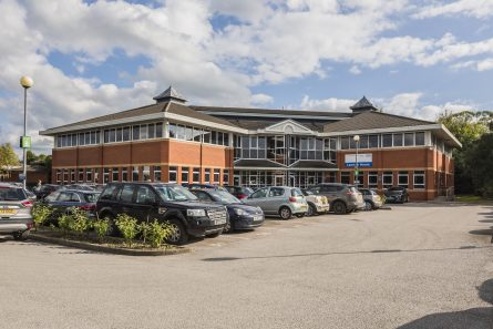 HARRIS LAMB SELLS NHS TRUST HQ IN STOKE FOR OVER £1.5 MILLION