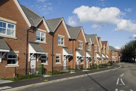HARRIS LAMB SELLS OVER 100 PERSIMMON HOMES TO HOUSING PROVIDER