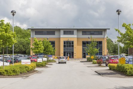 TWO STOKE OFFICE BUILDINGS SOLD TO INVESTOR FOR £3.3 MILLION