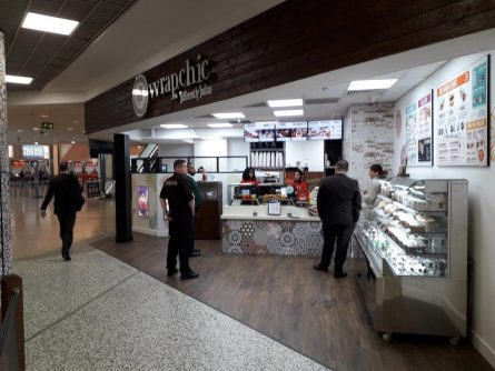 HARRIS LAMB WRAPS UP NEGOTIATIONS AT BHX FOR FUSION FAST FOOD CHAIN