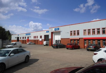 WEST BROMWICH INDUSTRIAL ESTATE SOLD FOR OVER £1.5M