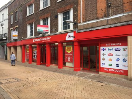 HARRIS LAMB SECURES KINGS LYNN SITE FOR POUNDSTRETCHER