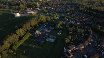FORMER STOURMINSTER SCHOOL BROUGHT TO MARKET FOR NEW HOMES DEVELOPMENT