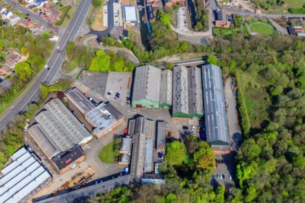 BLACK COUNTRY INDUSTRIAL ESTATE SOLD FOR IN EXCESS OF £2.6 MILLION