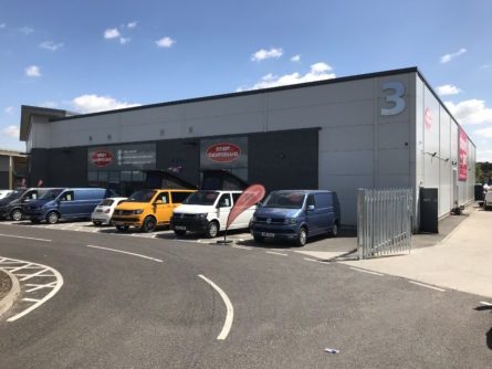 HAT-TRICK OF LETTINGS COMPLETE AT LEEK BUSINESS PARK