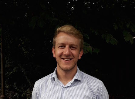 GRADUATE ECOLOGIST JOINS ENVIRONMENTAL TEAM