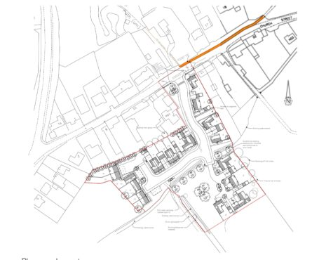 HARRIS LAMB INSTRUCTED TO SELL EAST MIDLANDS LAND PARCEL EARMARKED FOR 21 HOMES