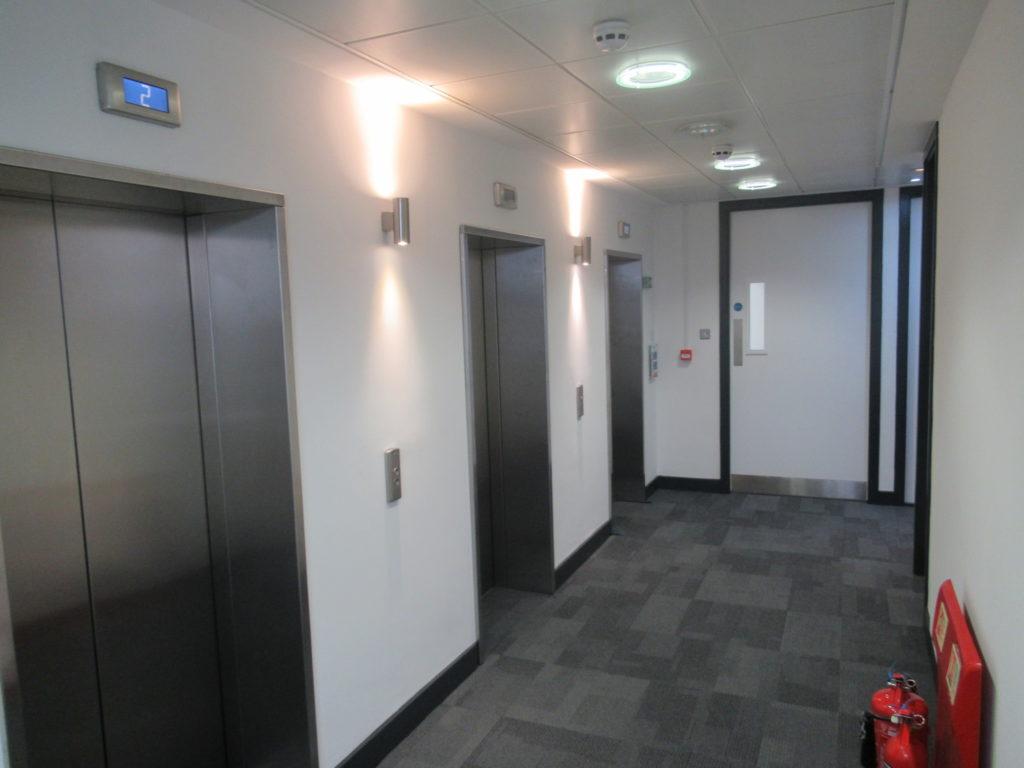 HARRIS LAMB OVERSEES £95,000 REFURBISHMENT AT COLMORE ROW OFFICE BUILDING