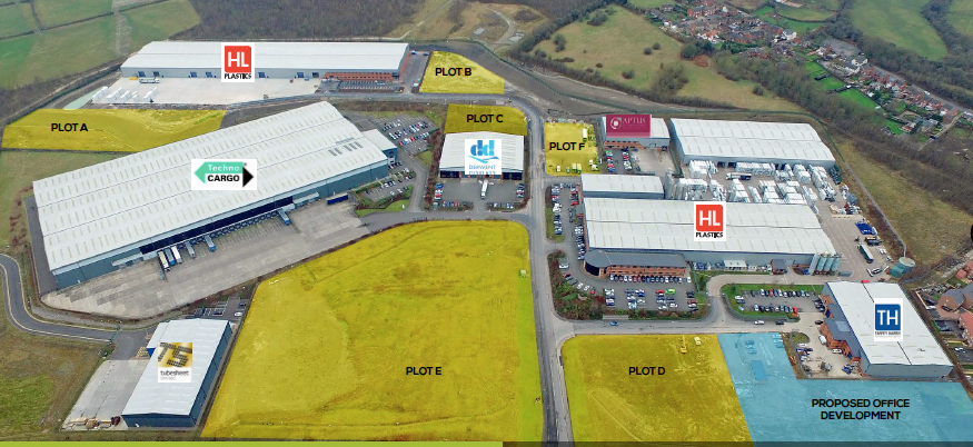 LONG-LET DERBYSHIRE WAREHOUSE SOLD TO PRIVATE INVESTORS FOR MORE THAN £13 MILLION