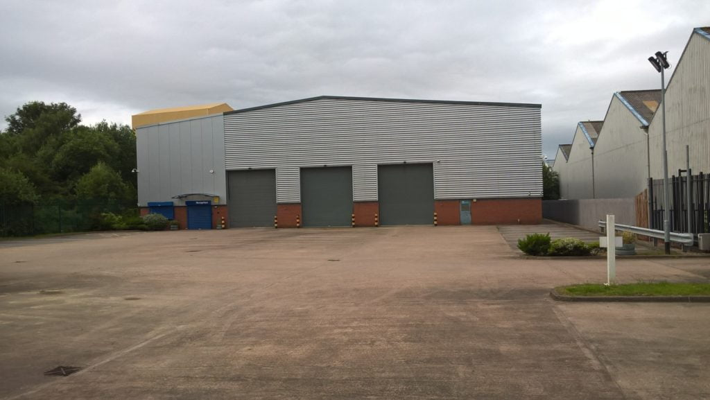 ENGINEERING FIRM BUYS WOLVERHAMPTON WAREHOUSE FOR £1.5 MILLION