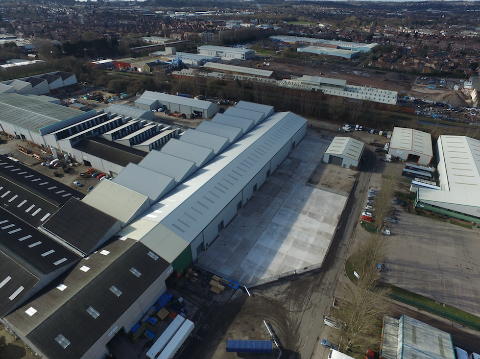 HARRIS LAMB APPOINTED TO MARKET BLACK COUNTRY INDUSTRIAL ESTATE AS REFURBISHMENT PLANS ARE ANNOUNCED