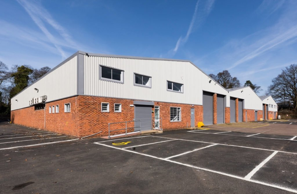 OCCUPIERS SOUGHT FOR FORMER SPECSAVERS WAREHOUSES IN KIDDERMINSTER
