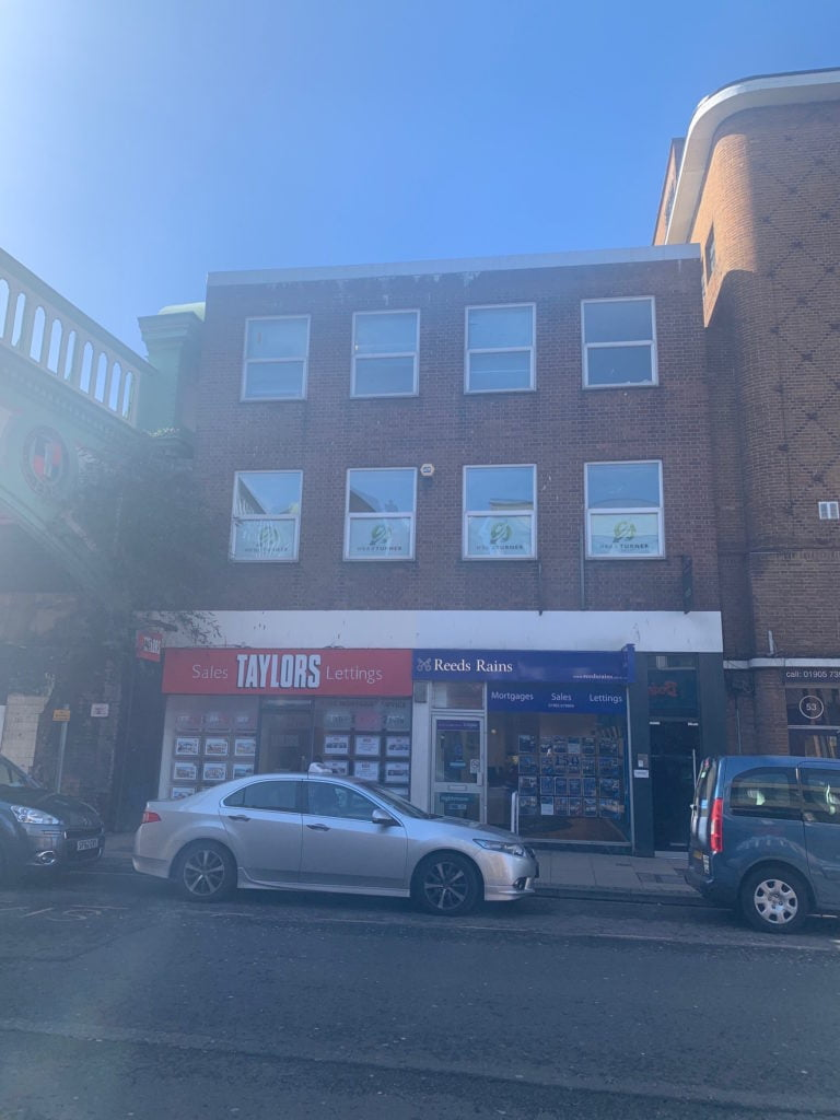 RECRUITMENT FIRM SNAPS UP WORCESTER CITY CENTRE OFFICES ON THREE-YEAR LEASE