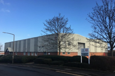 OLDBURY INDUSTRIAL ESTATE IS THE LATEST BLACK COUNTRY SITE TO REACH FULL CAPACITY