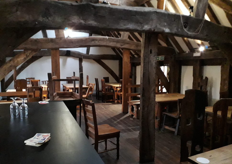 16TH CENTURY COVENTRY RESTAURANT SET TO MAXIMISE ON CITY OF CULTURE STATUS