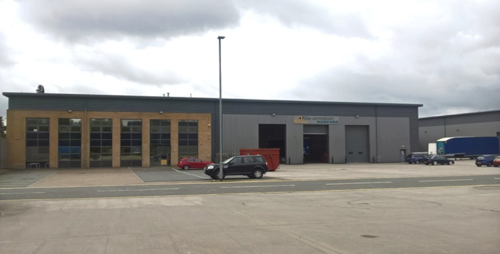 HARRIS LAMB INSTRUCTED TO LET REFURBISHED COVENTRY DISTRIBUTION CENTRE