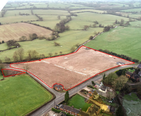BID DEADLINE OF 17th MAY 2019 SET FOR FOMER STAFFORDSHIRE DAIRY'S RESIDENTIAL REDEVELOPMENT