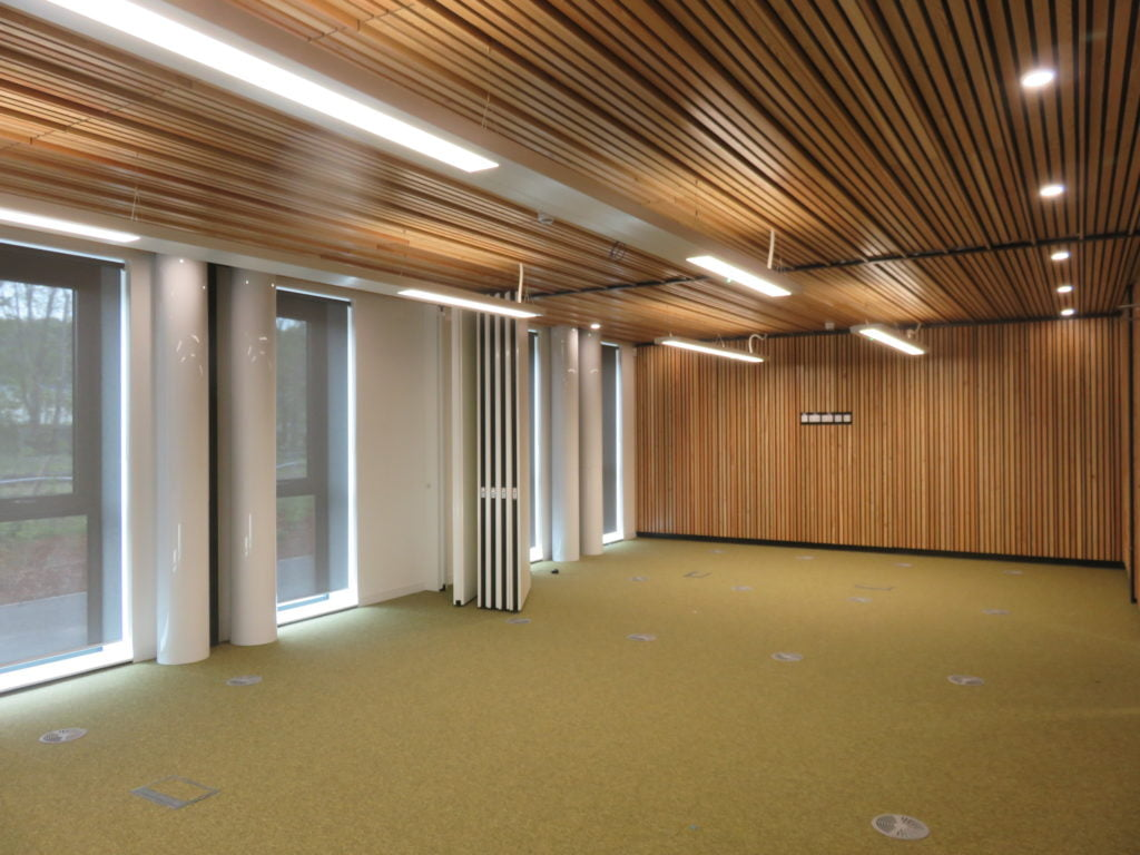 HARRIS LAMB OVERSEES £4.8 MILLION FORTIS LIVING BUILDINGS COMPLETION