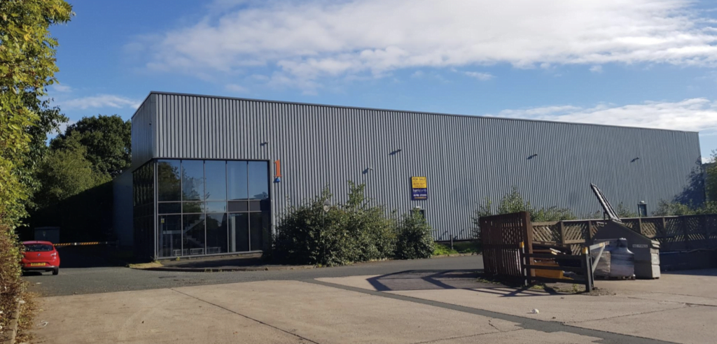 TELFORD WAREHOUSES SOLD FOR £2 MILLION AS DEMAND FOR INDUSTRIAL PROPERTY REMAINS HIGH