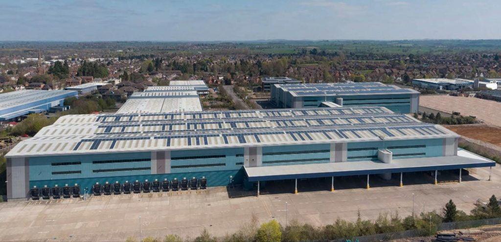 HARRIS LAMB SELLS LEAMINGTON SPA BUSINESS PARK FOR £34 MILLION