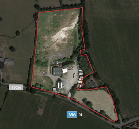 RESIDENTIAL PLOT FOR 128 NEW HOMES PLACED ON THE MARKET