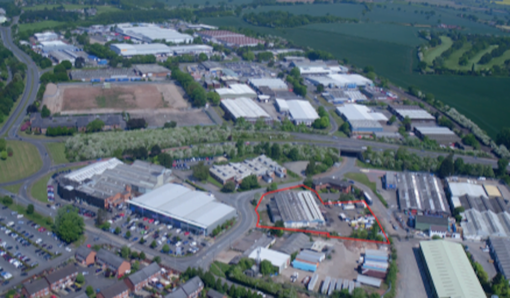 PLASTICS FIRM SNAPS UP DROITWICH INDUSTRIAL SITE TO AID EXPANSION