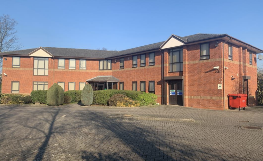 HOUSEBUILDER SECURES DROITWICH OFFICE BUILDING FOR OVER £500,000