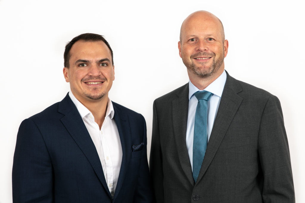 HARRIS LAMB GROWS TEAM WITH TWO NEW APPOINTMENTS