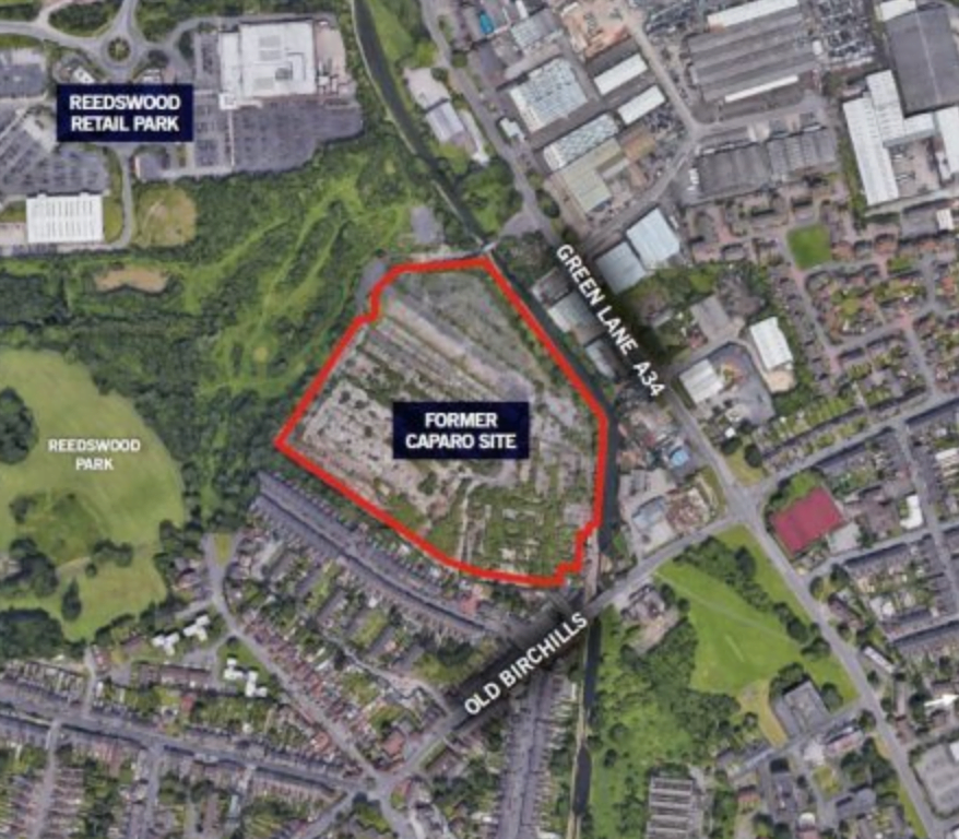 HARRIS LAMB OVERSEES SALE OF FORMER CAPARO SITE TO LOVELL HOMES AND WHG