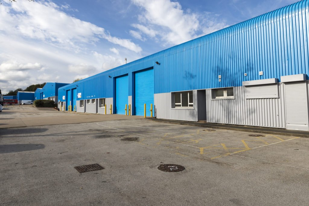HOWDENS AND TEKSAN UK MOVE INTO FRANKLEY INDUSTRIAL ESTATE