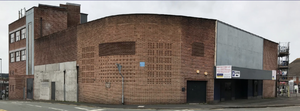 HISTORIC NEWCASTLE BALLROOM PLACED ON THE MARKET FOR REDEVELOPMENT