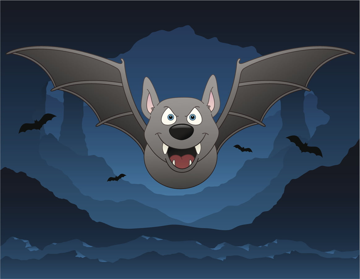 Scary Bat Cave